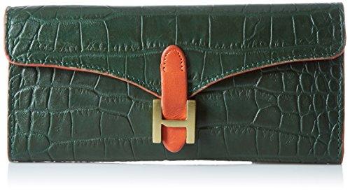 Hidesign Women's Wallet (Emerald)