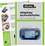 dipos I 2X Protector de Pantalla Mate para Vtech Kidizoom Touch 5.0 pelicula Protectora
