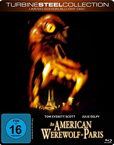 An American Werewolf in Paris - Turbine Steel Collection [Blu-ray] [Limited Edition]