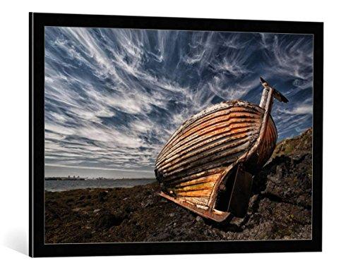 cuadro-con-marco-orsteinn-h-ingibergsson-stern-boat-impresion-artistica-decorativa-con-marco-de-alta