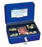 Wedo Geldkassette Größe 3 blau
