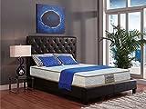 Dreamzee Ortho-Rest Bonded Foam Mattress - Hard Comfort (72X36X4 Inches)