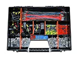 AMP Superseal 1-polig bis 4-polig Sortiment Box Kasten Steckverbinder Kabel konfektioniert Elektrik KFZ