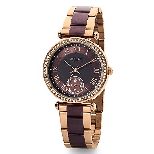 Noelani Damen-Armbanduhr Swarovski Kristalle Analog Quarz 2015558