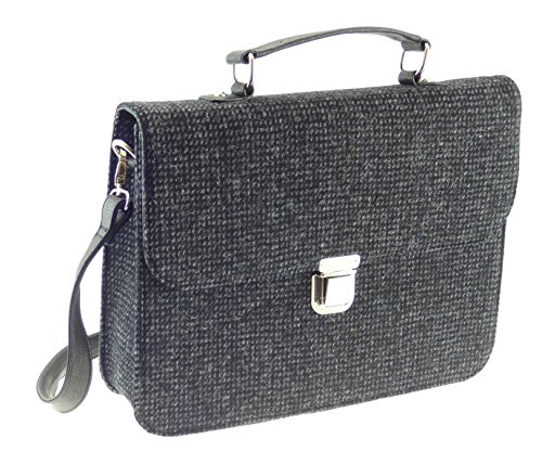 Authentic Harris Tweed Workbag erhältlich in 3 Farbe LB1016 COL41