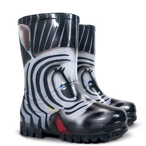 Demar Boys Girls Kids Wellington Boots Wellies