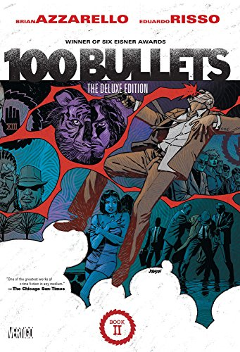 100 Bullets Book Two - Novel 100 Bullets-graphic