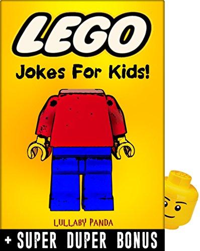 LEGO: 100+ Funny Lego Jokes & Memes for Kids (LEGO parody book) + SUPER BONUS (English Edition)