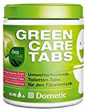 Dometic Green-Care Tabs fürs Camping-WC: Hochwirksamer Sanitär-Reiniger für ihre Chemie-Toilette. Zersetzt Fäkalien und verh. unangenehme Gerüche. Die umwelt-schonende Alternative zu Sanitär-Flüssigkeit.