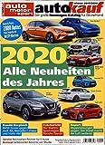 "auto motor sport Autokauf 1/2020 ""2020 Alle Neuheiten des Jahres"" - auto motor sport Autokauf"