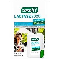 Preisvergleich für taxofit Lactase 3.000, 120 Tabletten