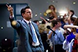 The Wolf of Wall Street (21inch x 14inch / 52cm x 35cm) Silk Print Poster - Silk Printing - 4D6AD8