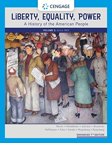 Liberty, Equality, Power (Mindtap Course List)