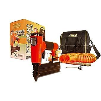 KIY cloueuse pneumatique clavesa pt-0841Extra Kit + accessoires