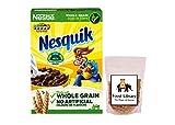 #9: Nestle Nesquik Whole Grain Cereal, 375g + Food Library Raisins, 100g