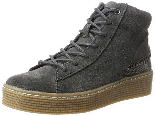 Damen Dockers (Dockers by Gerli Damen 41AB207-206220 Hohe Sneaker, Grau (Dunkelgrau), 40 EU)