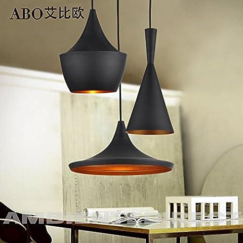3 moderno minimalista e strumenti musicali lampadario