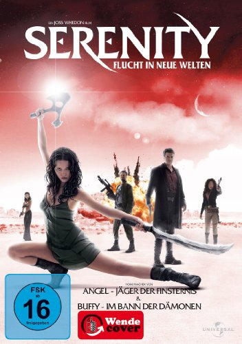 Bild von Serenity - Flucht in neue Welten