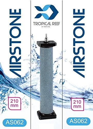 Classica as062 Koi poissons pour aquarium ou bassin en céramique 40 x 40 x 220 mm Cylindre Rond Air Air pierre Diffuseur