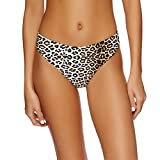 MINKPINK Safari Mid Rise Bikini Bottoms 8 Reg Multi
