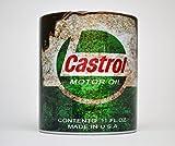 Castrol inspiriert Geschenk 10Z Tee/Kaffee Tasse Motorrad Auto Mechaniker