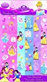Disney Princess Sticker Fun - 5 sheet sof Disney princess stickers - great for party bags