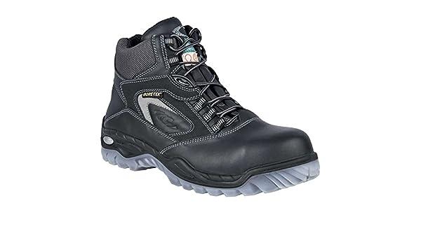 4.5 Black//Silver 5 Valzer EH PR Safety Boots Cofra 20850-CU0.W04