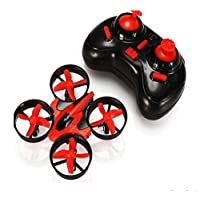 Price comparsion for MINI RC Drone 2.4GHz 6-Axis Pocket Quadcopter Helicopter With One-Button 360° Flip Headless Mode One Key Return Super Steady Easy Fly For Training Drone