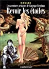 Les Aventures urbaines de Giuseppe Bergman. tome 1 - Revoir les étoiles de Manara. Milo (1998) Cartonné