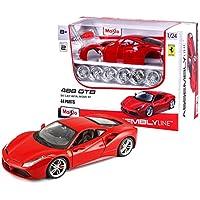 Ferrari Kit De Montaje del Modelo 488 GTB (Maisto 39131)