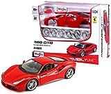 Ferrari Kit de Montaje del Modelo (Maisto M39131)