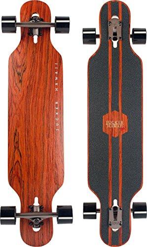 JUCKER Hawaii Longboard HOKU Rosewood (Bushings 78a)