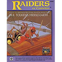 Raiders of Cardolan : Ready to Fun Fantasy Role Playing Adventure Module
