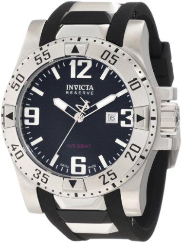 Invicta Excursion Herren-Armbanduhr Armband Kunststoff Schweizer Quarz 6252