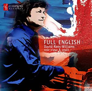 Full English (Solo Piano And Organ) (Champs Hill Records : CHRCD036)