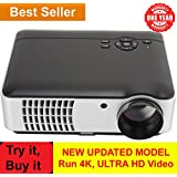 BOSS S8 LED HD Projector For Home WiFi LED
