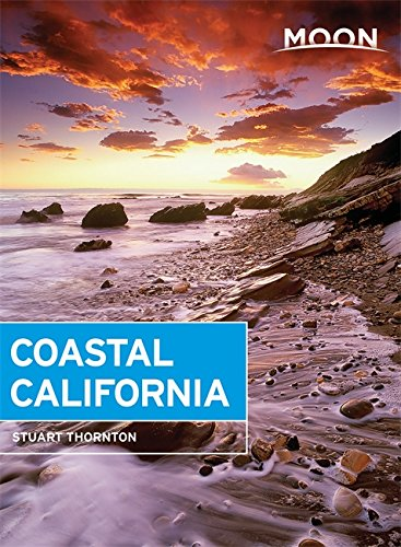 Country Trail Map North (Moon Coastal California (Moon Handbooks))