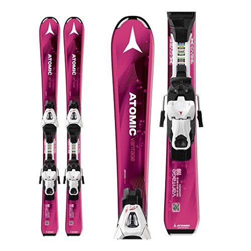ATOMIC Kinder All-Mountain Ski rosa 110 (Core All Ski Mountain)