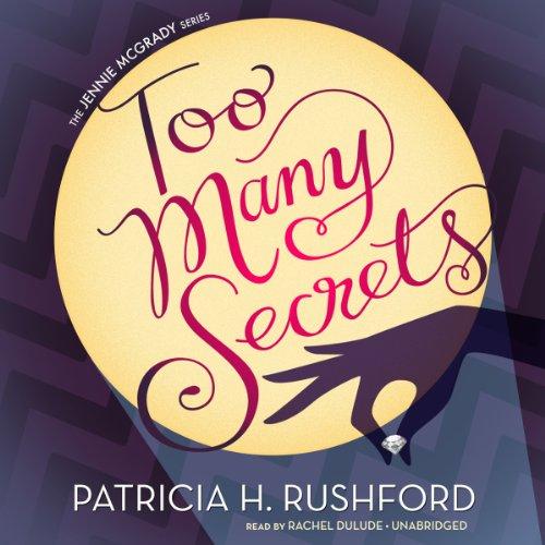 Too Many Secrets  Audiolibri