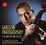 Gregor Piatigorsky: The Complete RCA and Columbia Album Collection