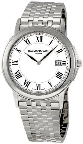 Raymond Weil Herren-Armbanduhr 39mm Schweizer Quarz 5466-ST-00300