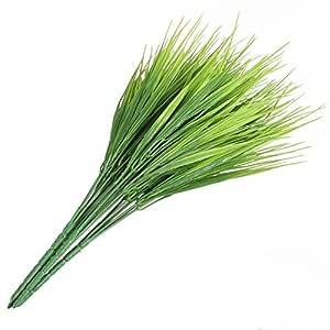 Pindia Artificial Plastic Grass (Green)