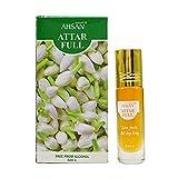 Ahsan Jasmin Frischen Natürlichen Duft Parfüm Attar Vollständige Live-Fresh - 6 ml