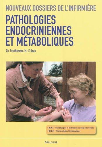 Pathologies endocriniennes et métaboliques : UE 4.4 et 2.11