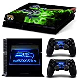 GameCheers PS4 Konsole and DualShock 4 Controller Skin Set - Football NFL - PlayStation 4 Vinyl