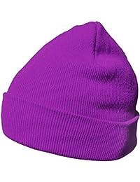 DonDon Bonnet pour l hiver avec design classique et moderne 85e486b9b0b