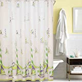 Shower Curtain Opaque Shower Curtain Water Curtain With VARIOUS SIZES AVAILABLE ( Size : 200cm*180cm )
