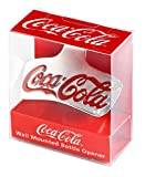 Coca Cola Zinc Alloy Wall Mounted Bottle Opener