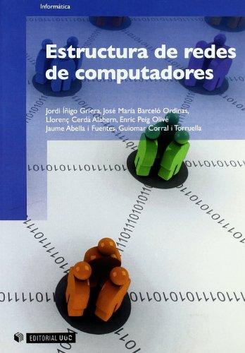 Estructura de redes de computadores (Manuales)