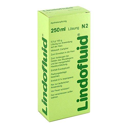 Lindofluid 0,5g/100g 250 ml